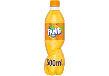 FANTA ORANGE 0,5L PET