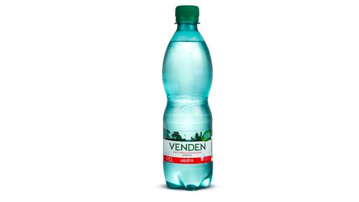 VENDEN Ūdens 0.5L GĀZĒTS
