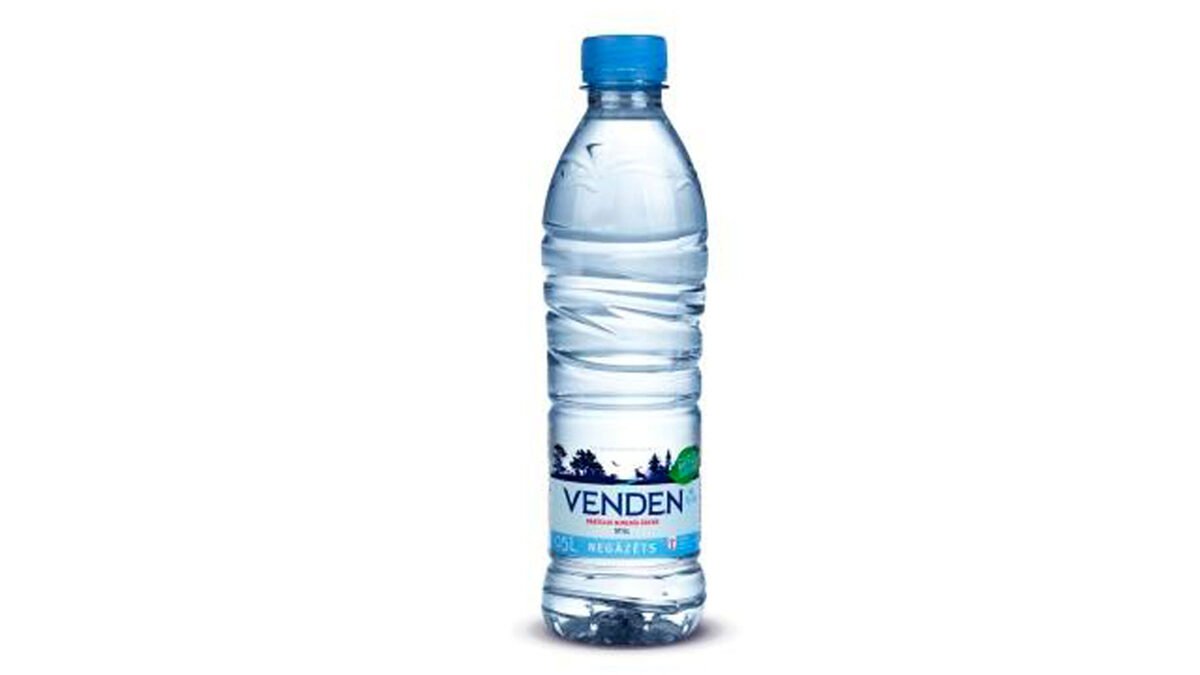 VENDEN 0.5L Ūdens NEGĀZĒTS
