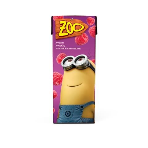 Zoo Minions aveņu 0.2l