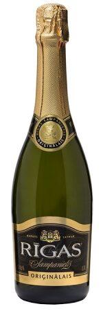 Rīgas Šampanietis Oriģinālais  11.5%, 0.75L