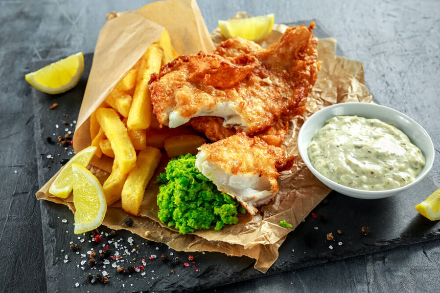 Cod Fish&Chips